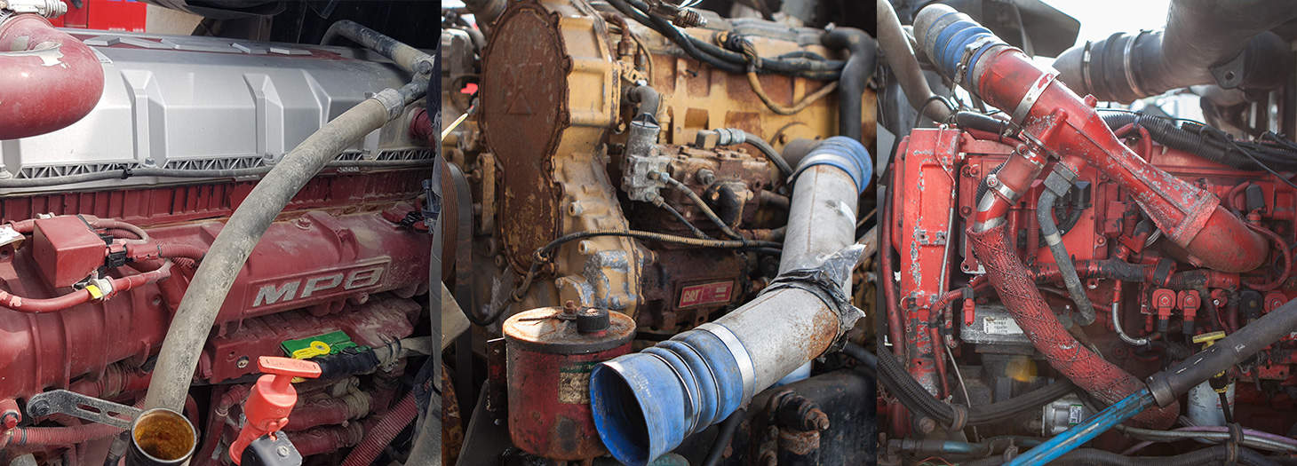 Used Heavy Truck Engines Ontario