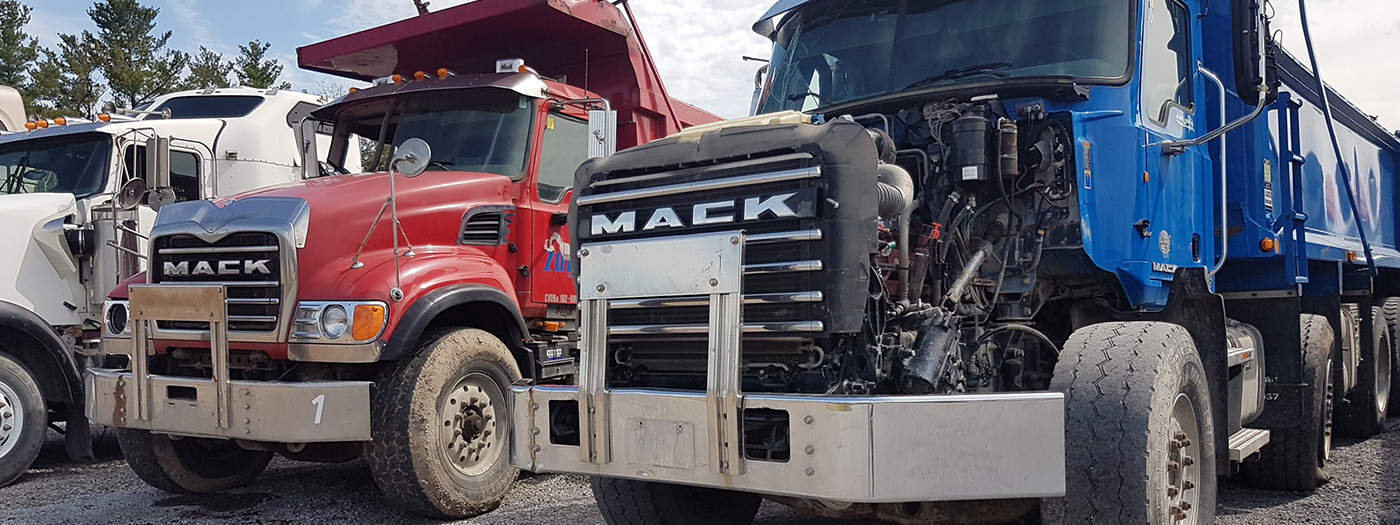 Used Mack Truck Parts for Sale