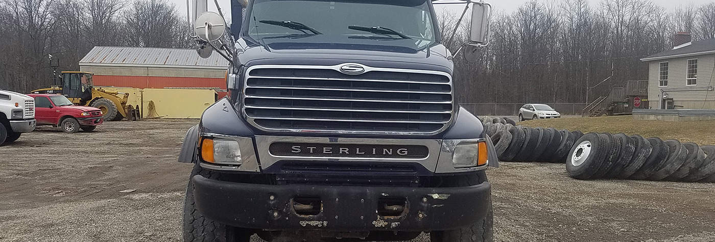 Used Sterling Truck Parts For Sale Ontario