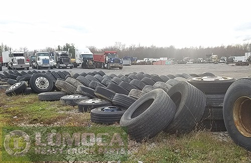 Heavy Truck Tires For Sale Ontario